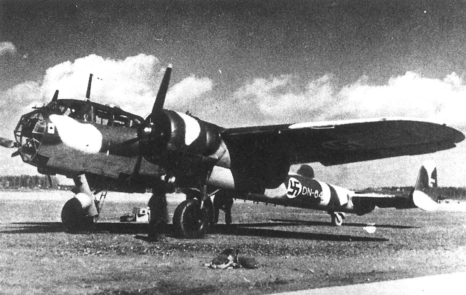 Image of Dornier Do 17