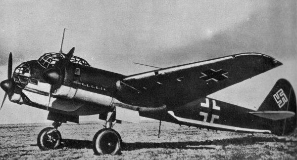 Image of Junkers Ju 88