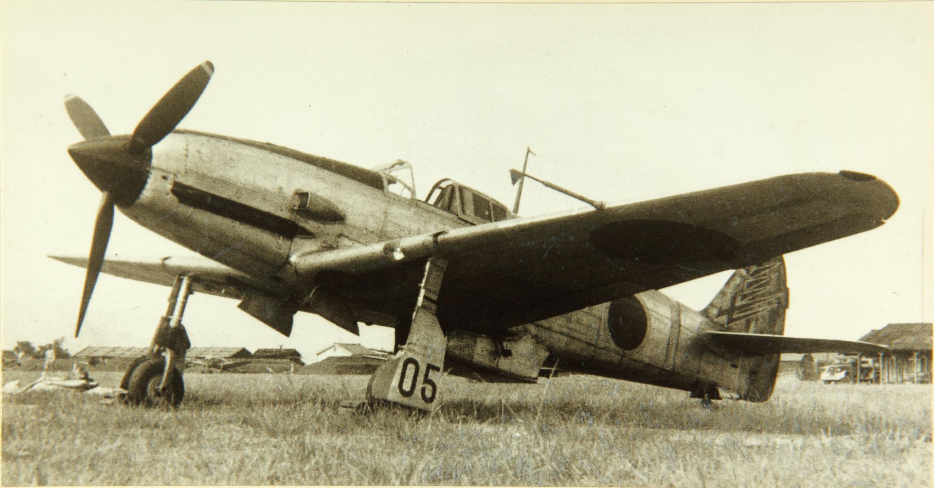Image of Kawasaki Ki-61