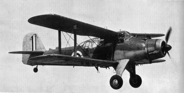 Image of Fairey Albacore