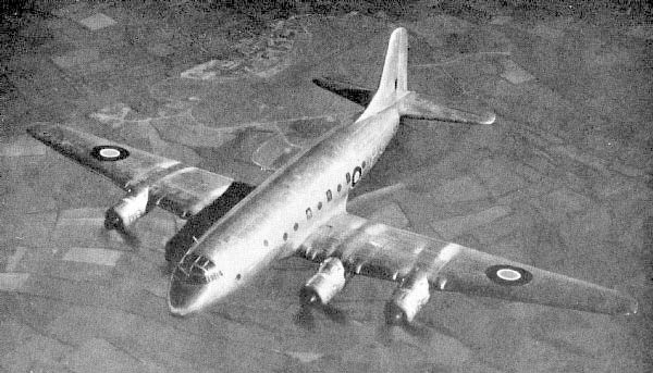 Image of Handley Page Hastings C.Mk1 - T.Mk5