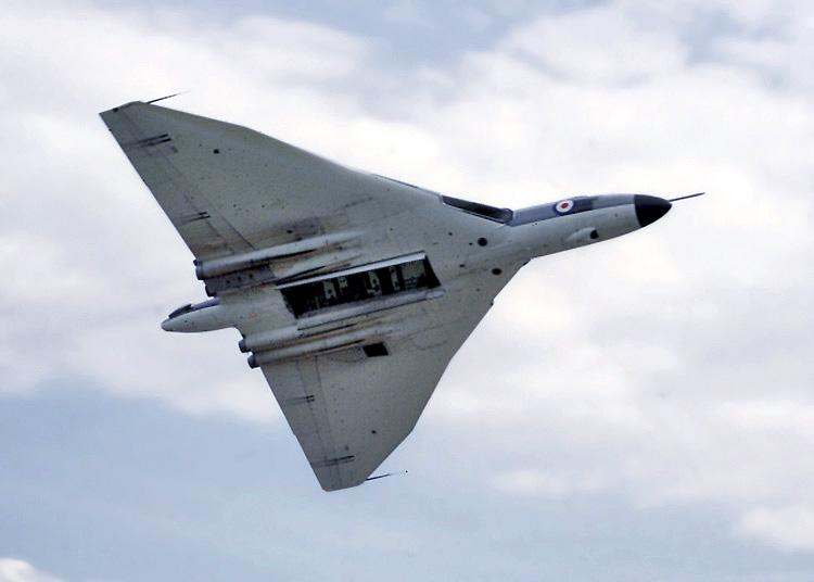 Image of Avro Vulcan B.2