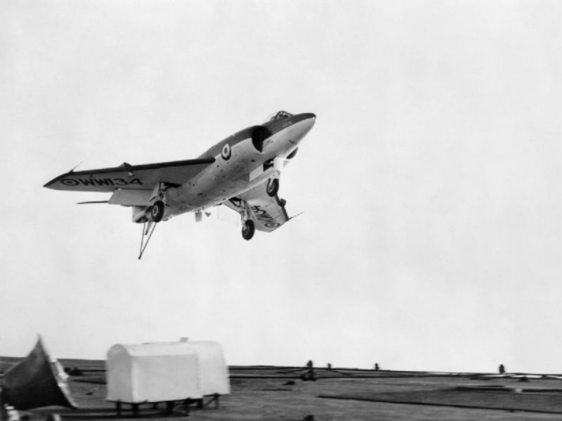 Image of Supermarine Scimitar F1