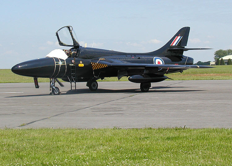Image of Hawker Hunter