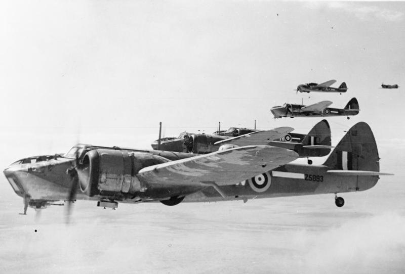 Image of Bristol Blenheim I-V
