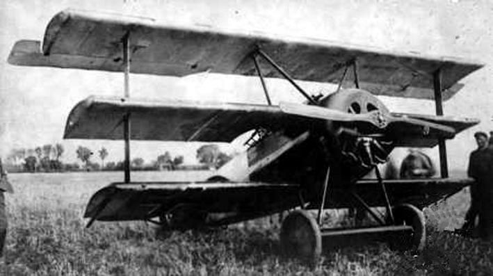 Image of Fokker Dr.I Triplane