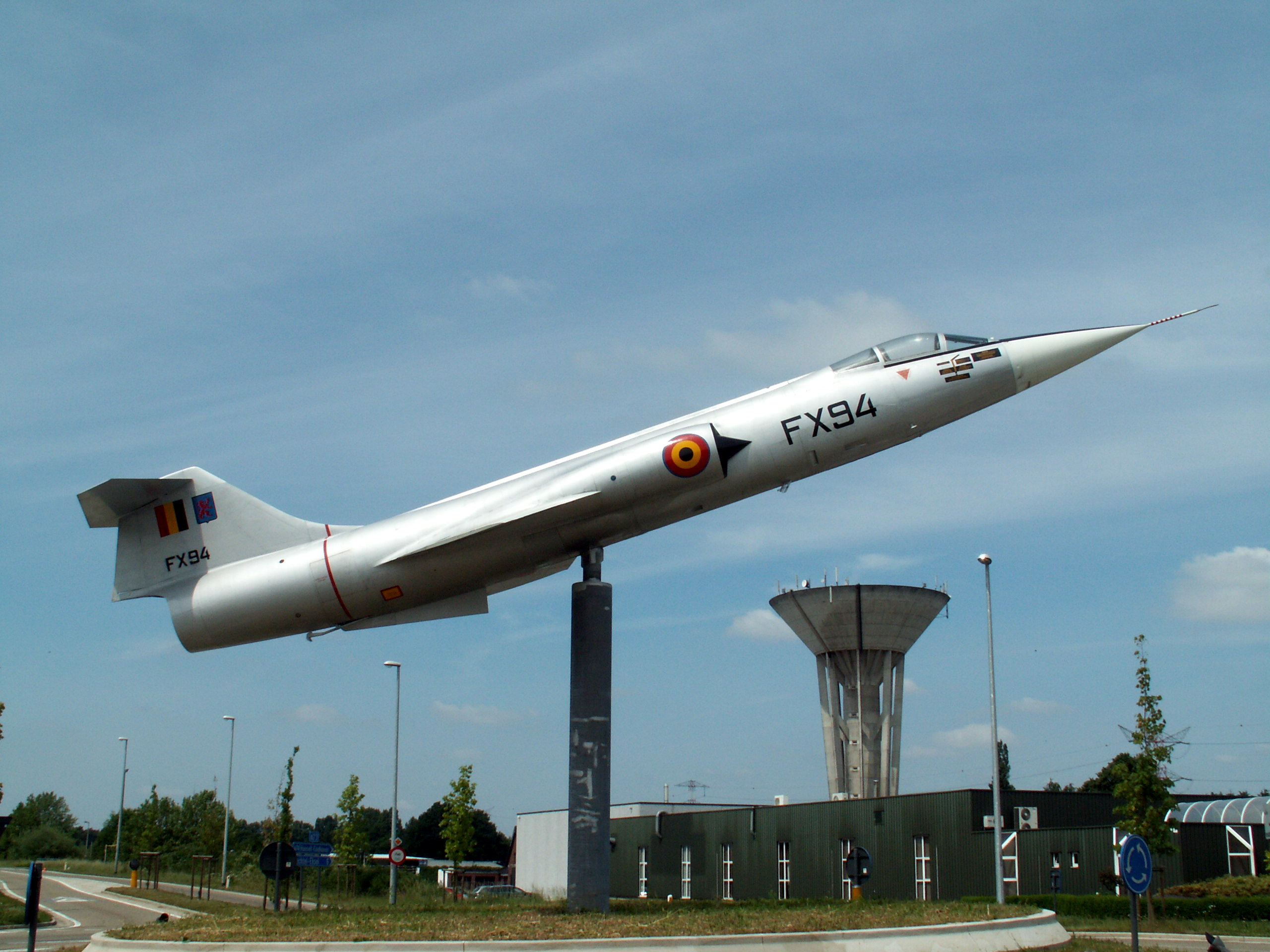 Image of Lockheed F-104 Starfighter
