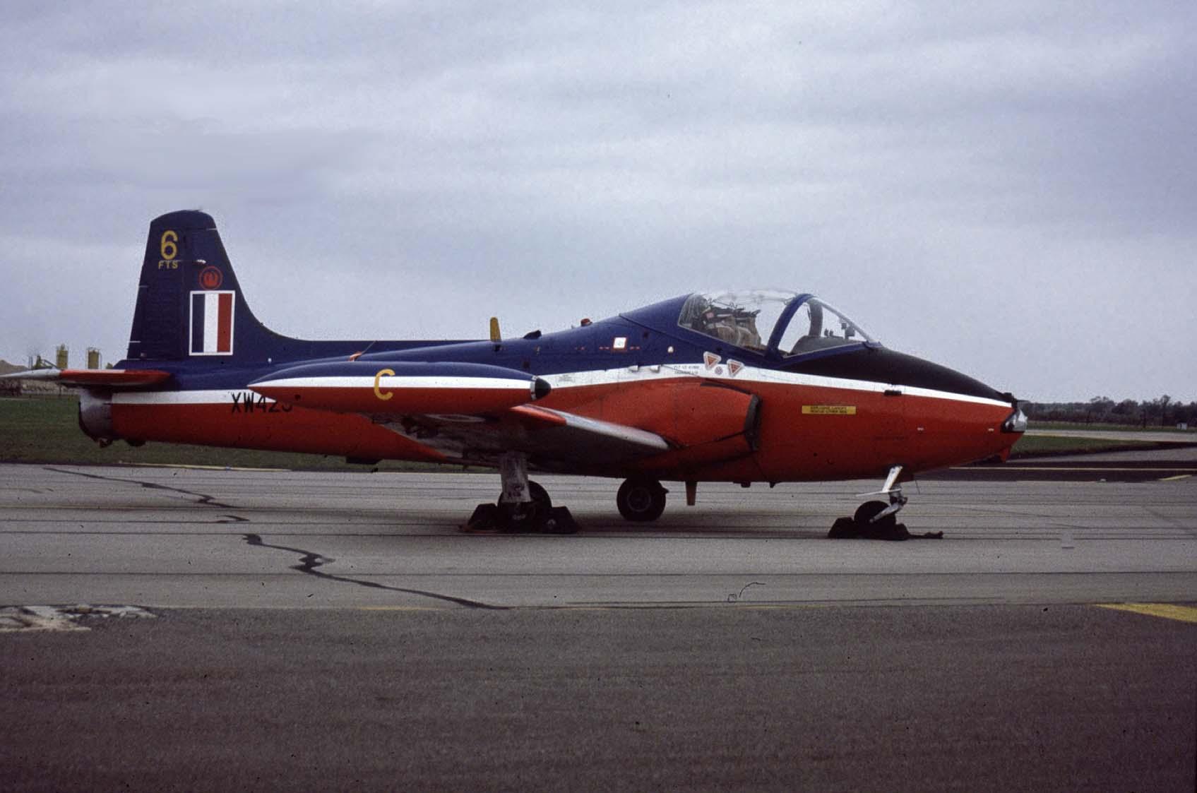 Image of BAC Jet Provost