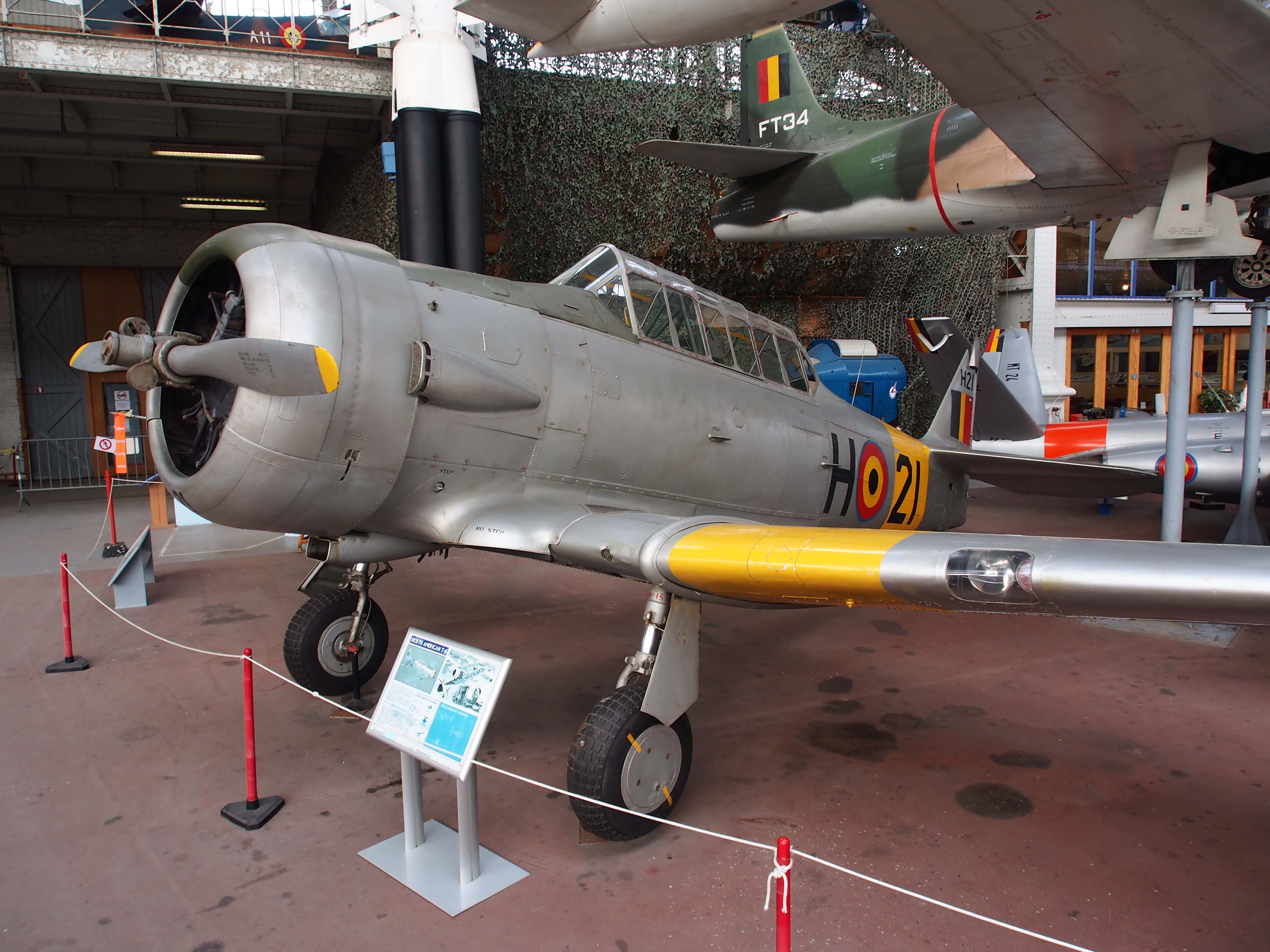 Image of North American T-6 Texan