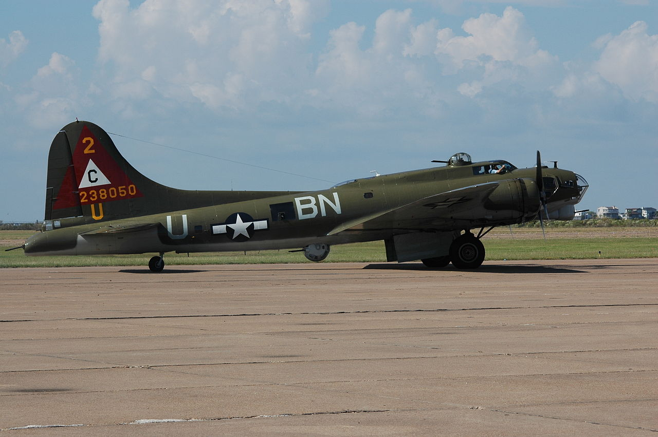 Image of Boeing B-17B/C/D Fortress