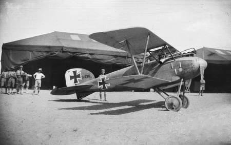 Image of Albatross D.III