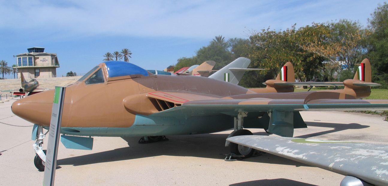 Image of de Havilland Venom