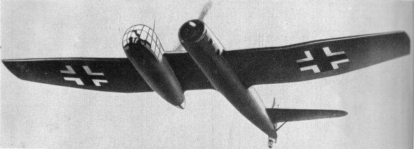 Image of Blohm & Voss Bv 141