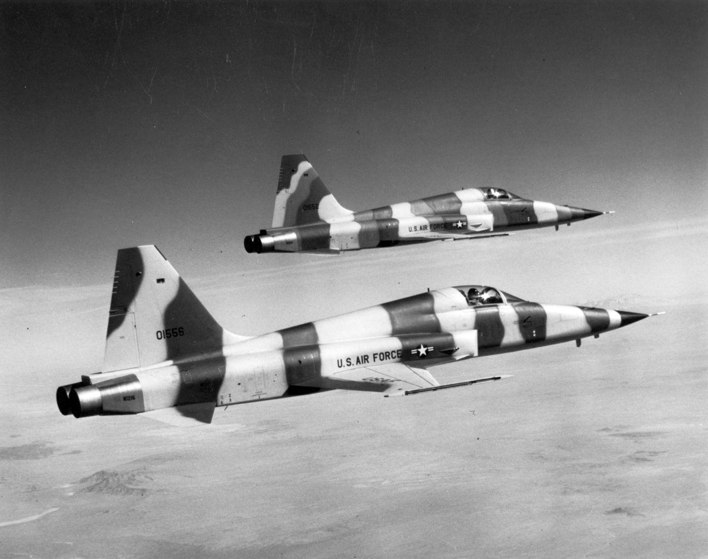Image of Northrop F-5E/F Tiger II