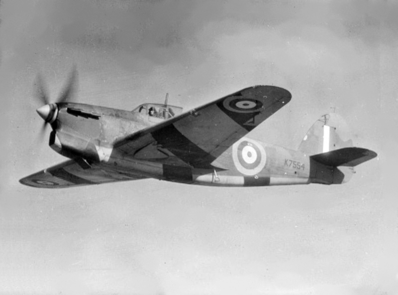 Image of Hawker Horsley