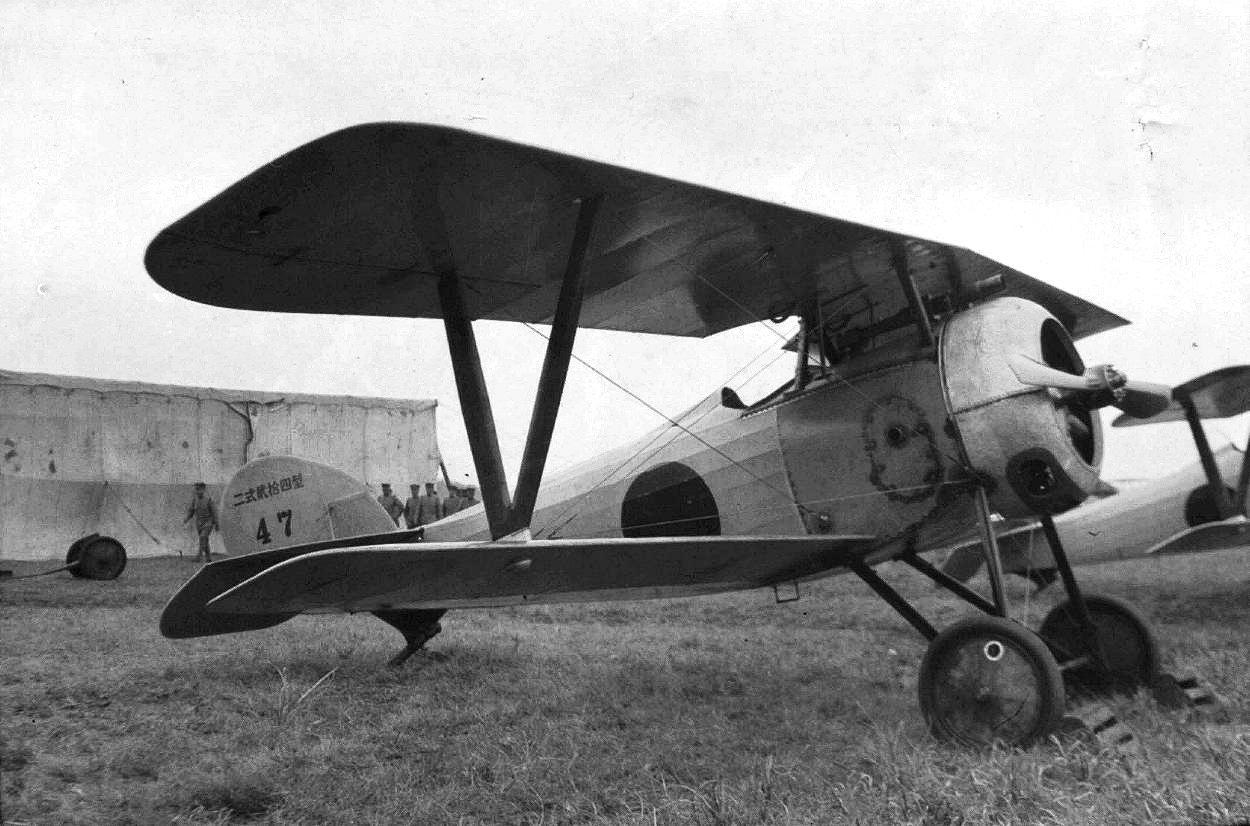 Image of Nieuport 24 & 27