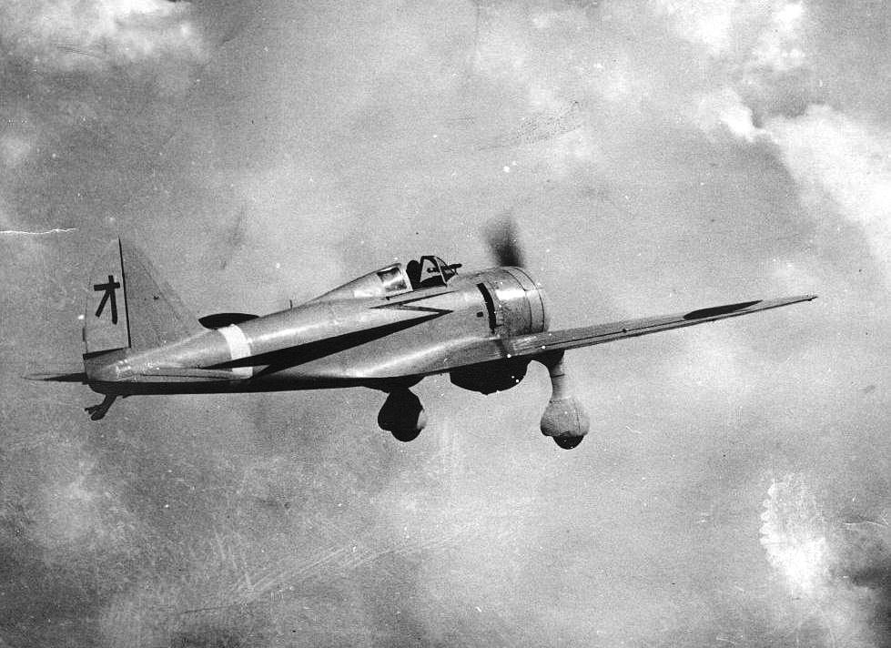 Image of Nakajima Ki-27
