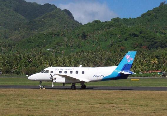 Image of Embraer EMB 110 Bandeirante