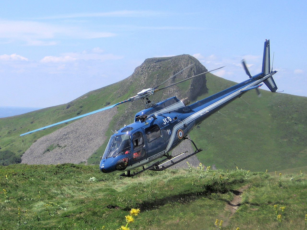 Image of Aerospatiale AS.350/355 Ecureuil