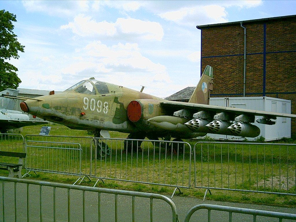 Image of Sukhoi Su-25 Frogfoot