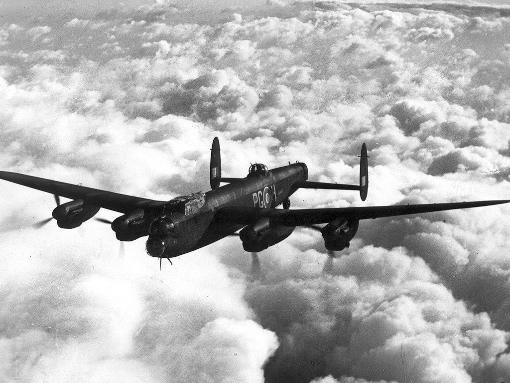Image of Avro Lancaster B.I