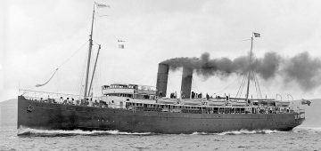 Union Steamship Company of New Zealand (Part 1)