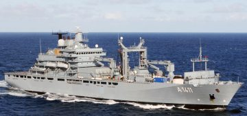 BREXIT CLEARS THE WAY FOR EU NAVY