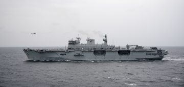 Amphibious Ships Cull Could be a Killer Blow to Brexit Britain's Global Influence