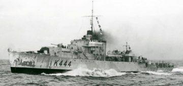 CONFRONTATION AT SEA AS U-BOATS DEPLOY DESPITE GERMAN SURRENDER